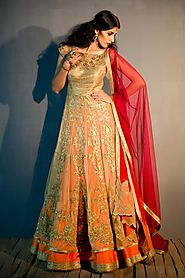 The Art Of Picking Up Bridal Wedding Sarees