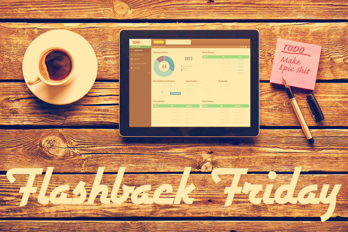Headline for Flashback Friday: Best Articles in UX, Design & Ecommerce This Week (May 2-6)