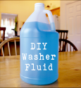 Home-brew washer fluid