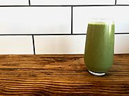 Tropical Green Smoothie (Recipe)
