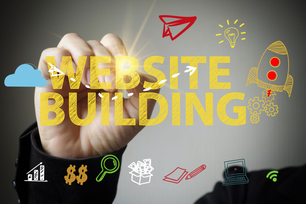 Headline for Building A Business Website