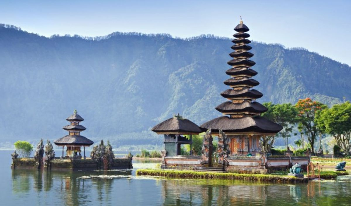 Headline for Best Places to Visit in Indonesia