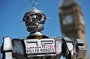 Autonomous killing robots should be 'prohibited', experts say