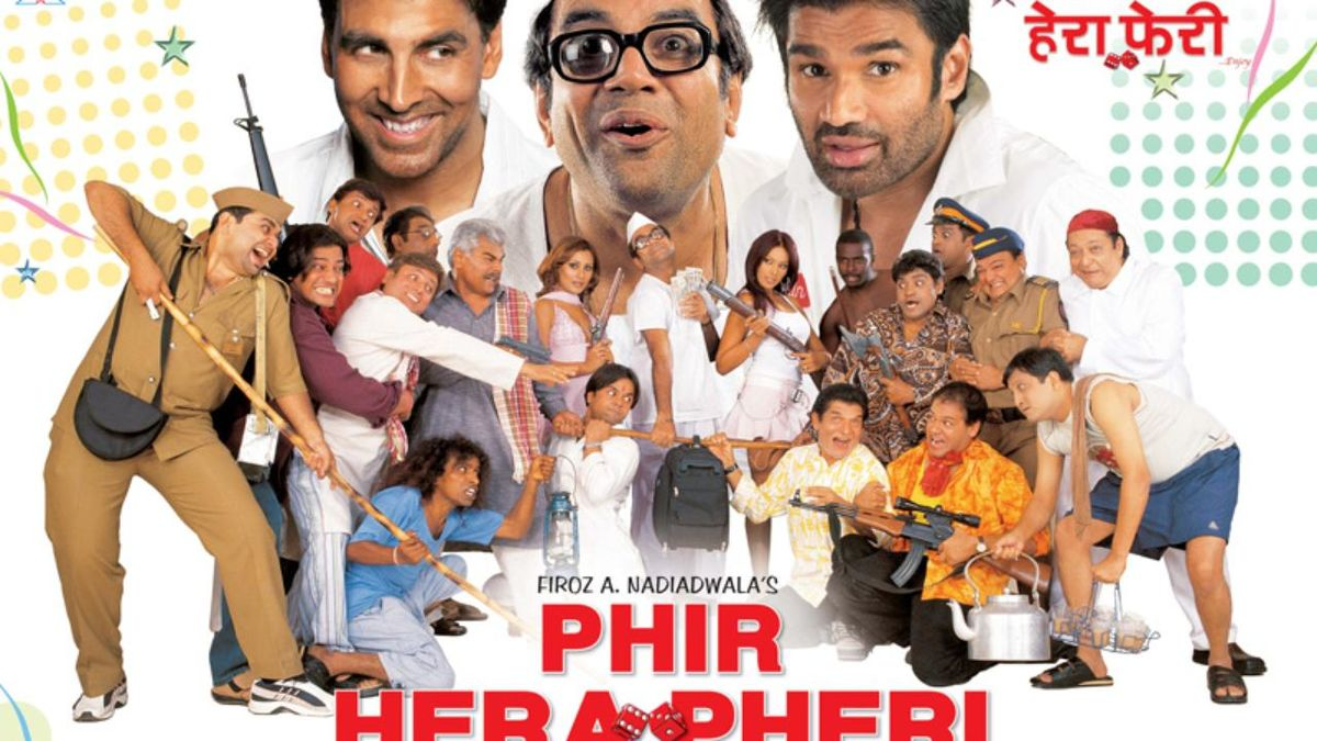 Headline for Best Bollywood Comedy Movies To Watch With Your Family
