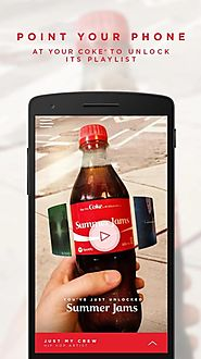 Coca-Cola shares musical moments