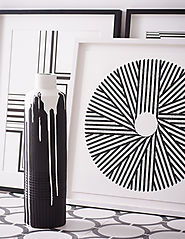 Choose monochrome art