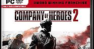 Full Free PC Game Download: Company Of Heroes 2 PC Download