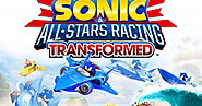 Full Free PC Game Download: Sonic & All Stars Racing Transformed PC Game Download Full Version