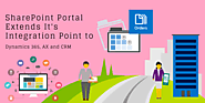 Share Point Portal Extends its Integration Points to Dynamics 365, AX and CRM