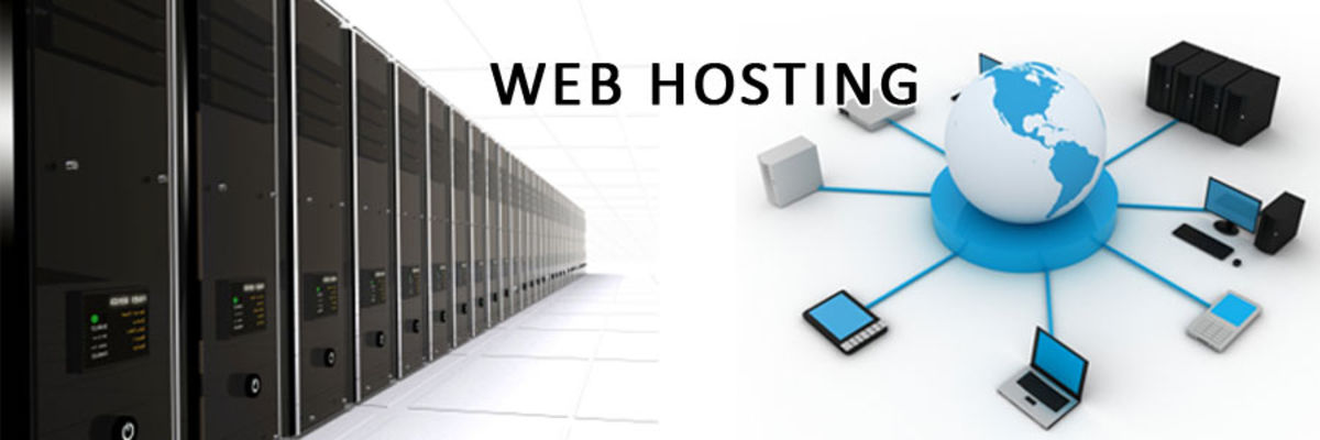 Headline for All About Web and Domain Hosting