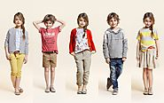 Online Children Clothes Trends And Suggestions