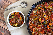 All Meat and Veggie Paleo Chili Recipe