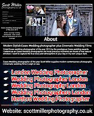 High Quality Wedding Videographers Essex