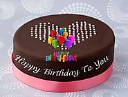 Different Flavors and Sizes of Birthday Cakes Online at Zoganto
