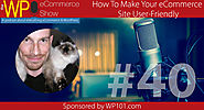 The WP eCommerce Show - Everything WordPress and eCommerce | How To Make Your WordPress eCommerce Site User-Friendly