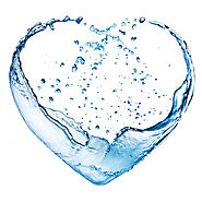 Drinking water forces the heart to work harder so that the blood is well circulated.
