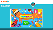 Free Draw: Online Art and Creativity Game for Kids