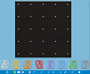 Geoboard by The Math Learning Center
