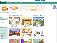 Online Preschool Math Games | Education.com