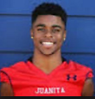 "Salvon Ahmed: DB – 5'11"" 190 lbs – Juanita High School 17' (Offers: Wash, Oregon, USC, UCLA, Notre Dame, Stanford, Ca..."