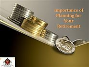 Importance of planning for your retirement..pptx