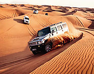 Take on an Invigorating Desert Safari