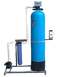 Water Softener (Water Softening plant)