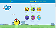 Preschool science and math games, activities, and videos | PEEP