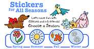 Stickers for All Seasons
