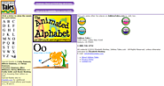 InklessTales.com 4 kids: Animated Alphabet, stories, games, music, learning fun