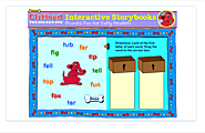 Clifford the Big Red Dog: Letter Match Activity