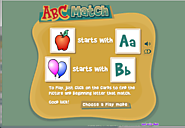 ABC Match - ReadWriteThink