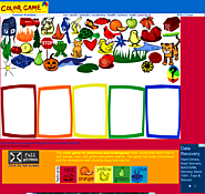 Color game - Preschool Games