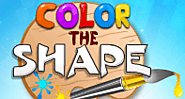 Color Shape Game - Turtle Diary