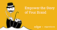 Edgar: Empower the story of your brand