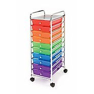 Best Rated 10 Drawer Rolling Carts - Storage Organizer on Flipboard
