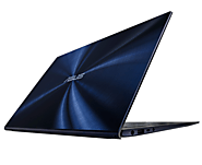 "Asus - Zenbook 13.3"" Laptop - Intel Core M3 - 8GB Memory - 256GB Solid State Drive - Obsidian Stone"