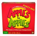 Apples to Apples Party Box - The Game of Crazy Combinations (Family Edition)