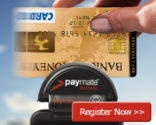 Paymate - Online payment service - sell online, buy online