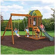 Best Wooden Swing Sets Reviews - Best Wooden Swing Sets Reviews