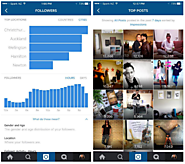 Your First Look at Instagram's New Analytics | Later Blog