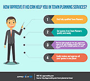How Approve IT HQ Can Help You in Town Planning Services?