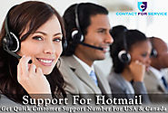 Fix Hotmail Account Problems by Hotmail Customer Support Number