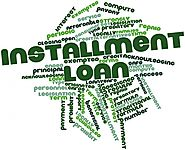 What is the definition of Installment Payday Loans?