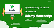 Agriya launching excellent Udemy clone script -Teachr.