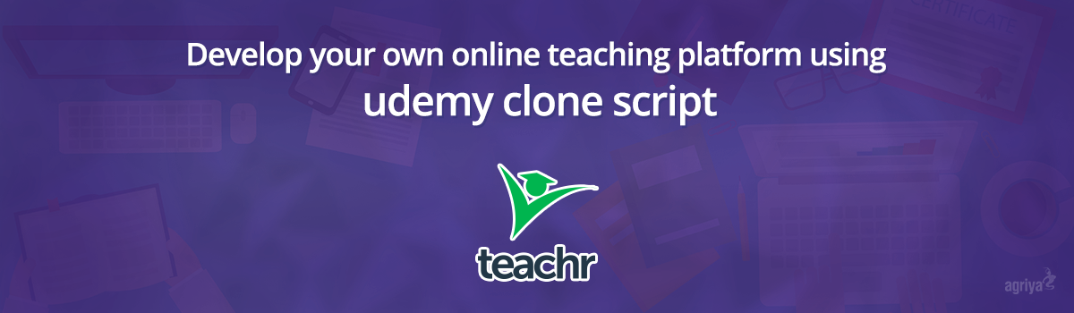 Headline for Udemy clone