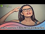 Herbal Supplements To Boost Memory And Mental Skills In Children And Adults