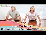 How To Reduce Osteoarthritis Pain And Stiffness In A Side-Effect Free Manner?