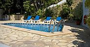 Different Types of Pool Pavers and Their Advantages