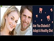 Are You Diabetic Adapt A Healthy Diet